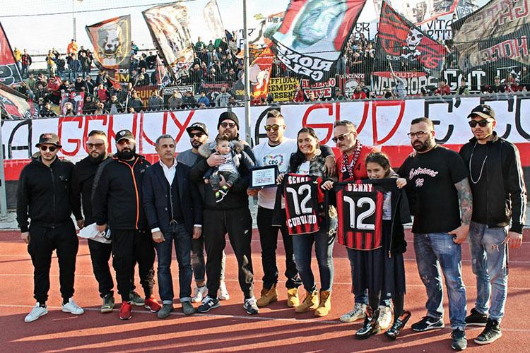 Ultras in lotta per Genny: quando il campanile unisce contro le malattie rare
