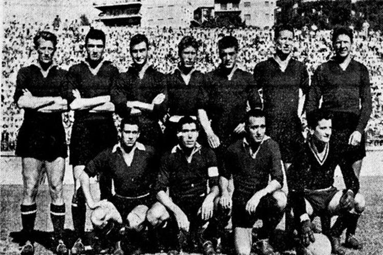 Arcadio Venturi, il Piombino e la Roma in Serie B. Un incubo divenuto leggenda