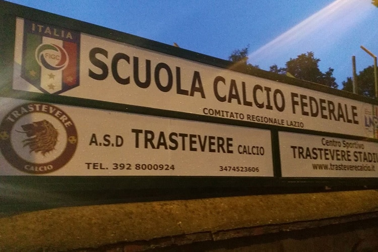 Il match clou si gioca a Trastevere: la prima volta dello streaming in Serie D