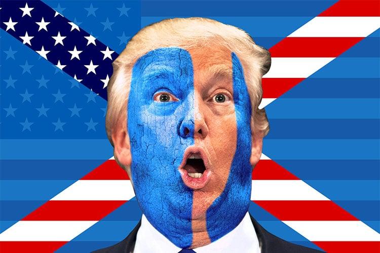 Aye, Mr President! – Quando Donald Trump stava per irrompere nel mondo del Calcio