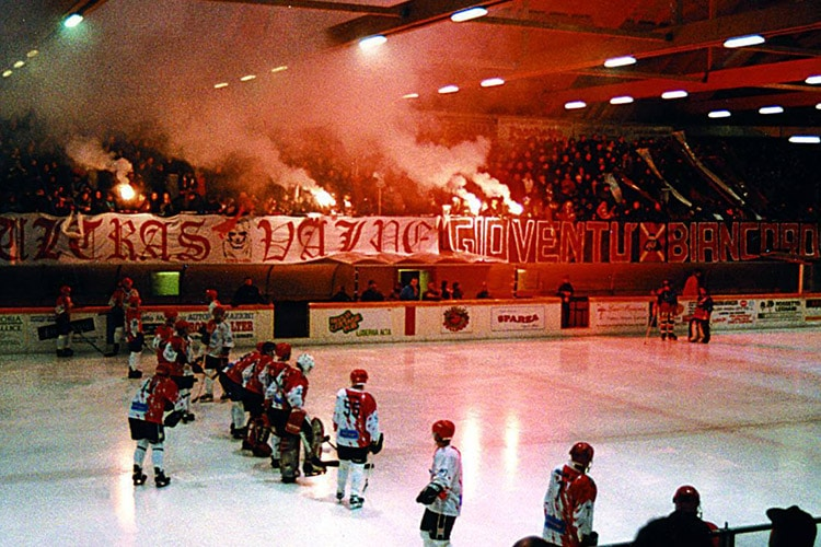 """""""Qui l'hockey è di tutti"""", nasce l'HCV Filatoio 2440"""
