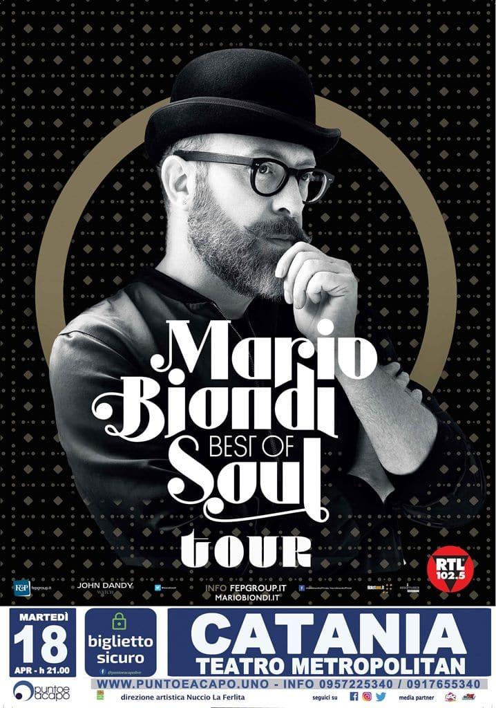 Man Mario Biondi