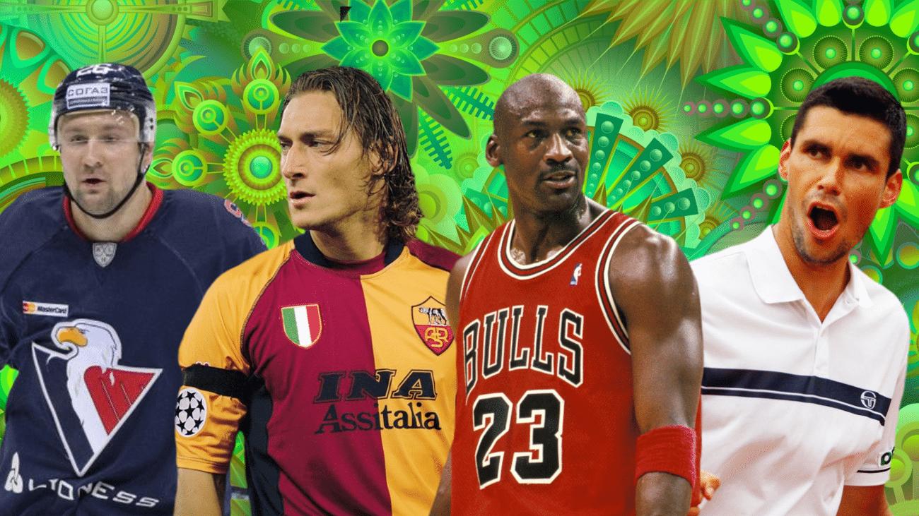 Musatov, Totti, Jordan e Hănescu? La magia di una giocata sensoriale