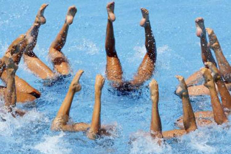 Nuoto Sincronizzato: i risultati del Campionato Assoluto Invernale a Cuneo