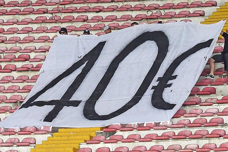 Noia Serie A: ma quanto costa andare allo stadio?