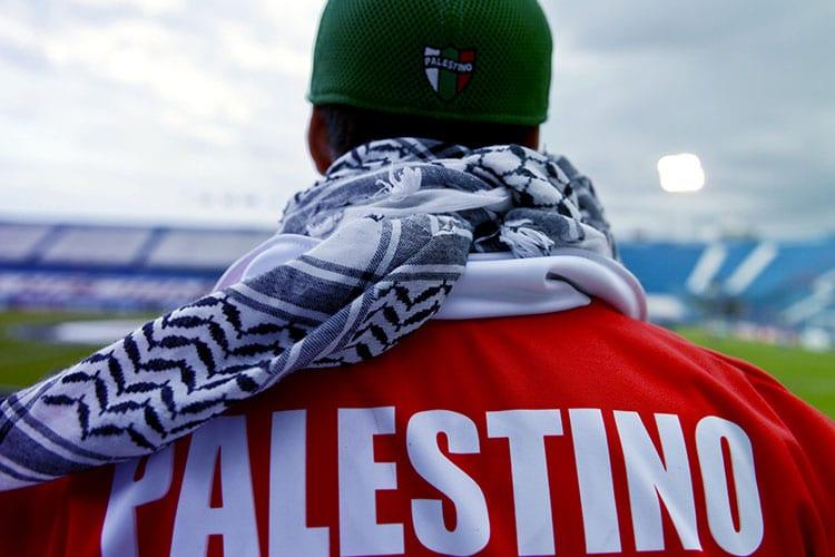 Deportivo Palestino, il club cileno che gioca per i diritti dei palestinesi