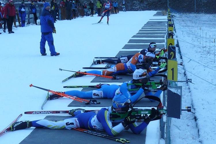 Tra Storia e neve, a Forni Avoltri riparte il biathlon italiano