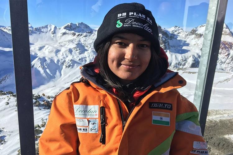 Dall'Himalaya alle Alpi: la nazionale indiana ai Mondiali di sci
