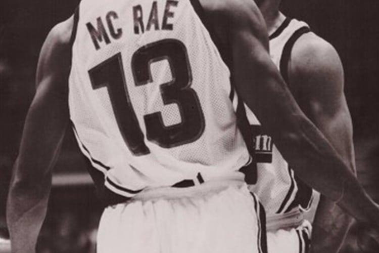 """Conrad McRae, """"Icaro Mangiafuoco"""" della palla a spicchi"""