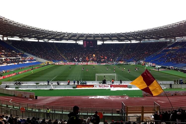 Coppa Italia, fattore campo  e l'anomalia Roma: può alzare la coppa giocando sempre all'Olimpico