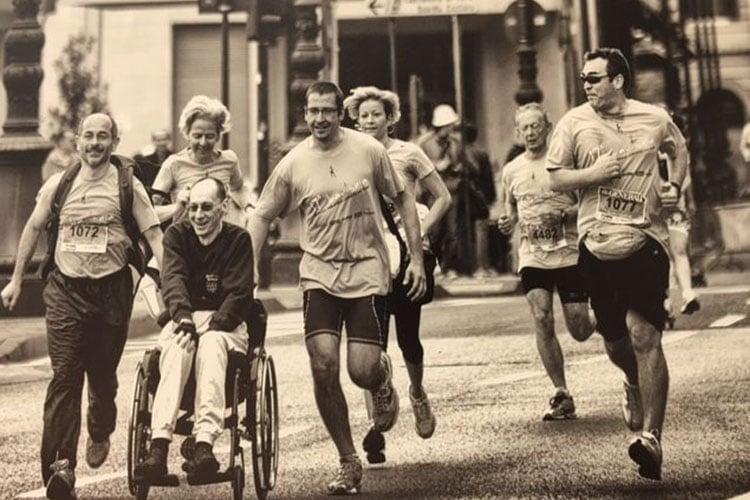 Run for Art, fotografia e sport al Maxxi
