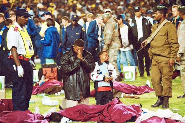 Stragi allo Stadio: Africa, i morti dimenticati