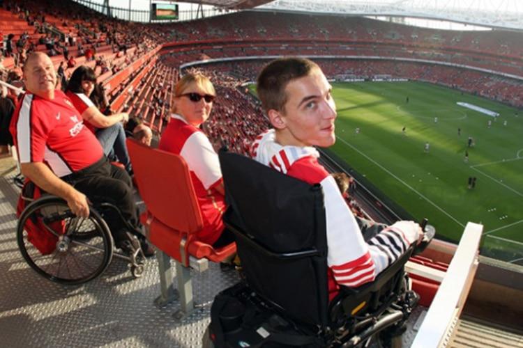Premier League: sanzioni a chi non migliora l'accesso per i disabili