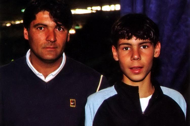 """Tennis: quando il coach è """"di famiglia"""""""