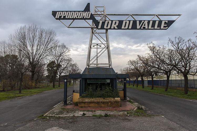 Una giornata a Tor di Valle
