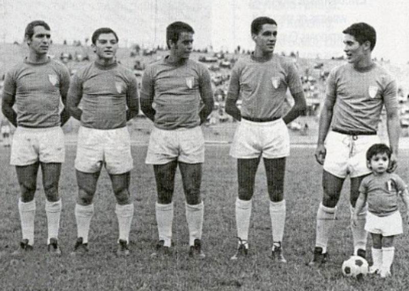 1. deportivo italia