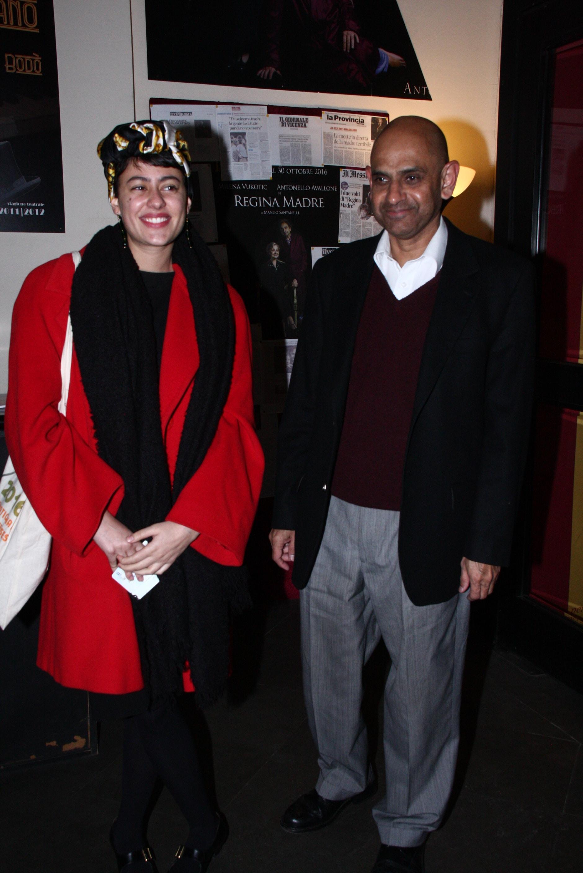 Ambasciatore Pakistan S.E. NADEEM RIYAZ