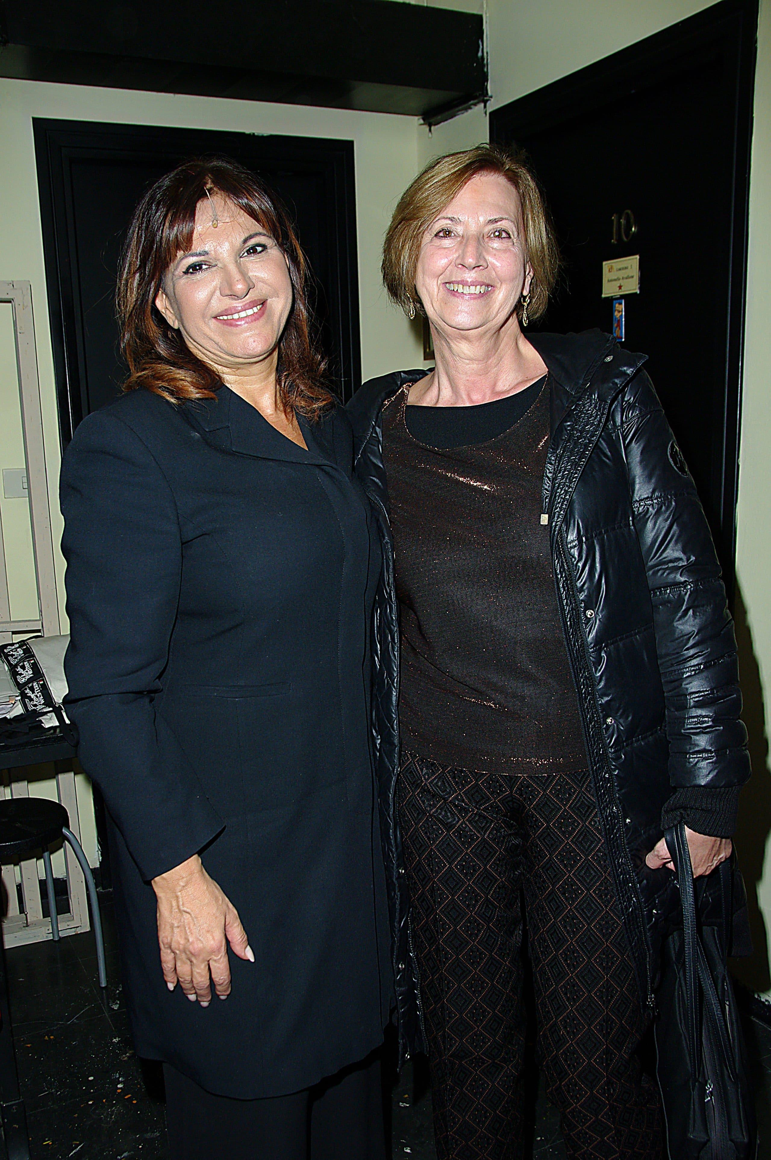 Elena Bonelli, Anna Maria Borgna