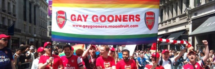 L'Arsenal contro l'omofobia: ecco chi sono i Gay Gooners
