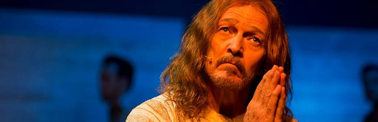 """Grande successo per """"Jesus Christ Superstar"""", a Catania è sold out. Standing ovation per Ted Neeley"""