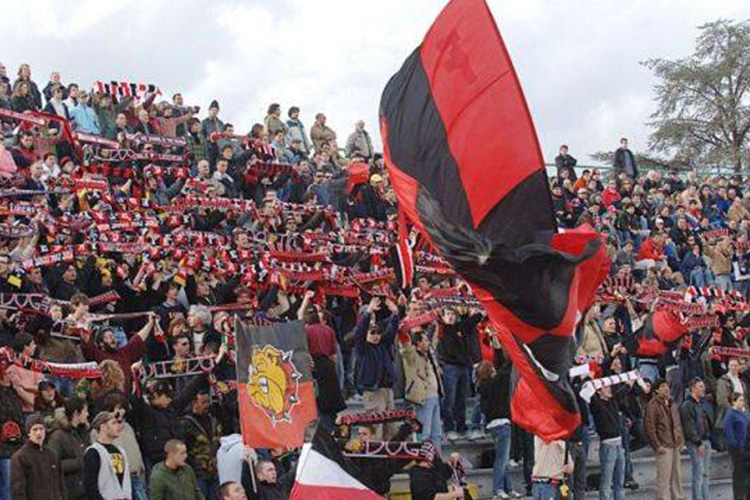 La Lucchese Libertas riparte dal territorio con i tifosi di Lucca United