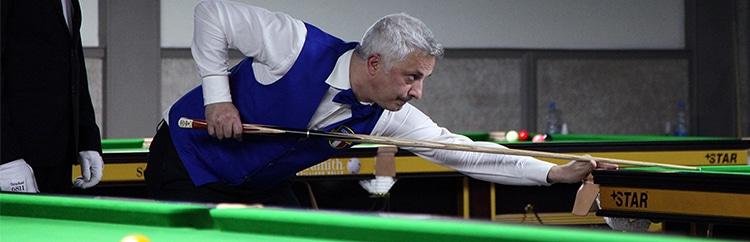 """Gianni Nicolò: """"Lo Snooker è un percorso lungo. La difficoltà è lo stimolo per continuare"""""""
