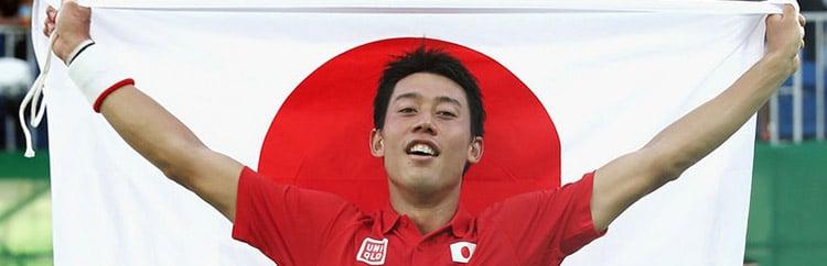 Kei Nishikori, la disciplina giapponese al servizio del Tennis