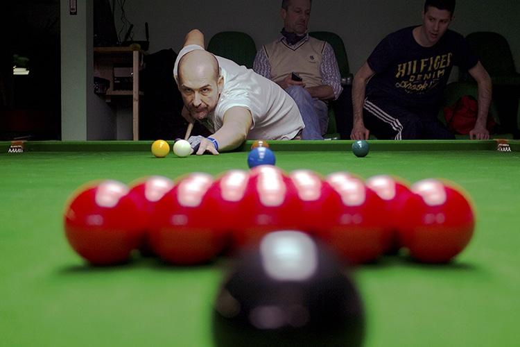 Adamello Snooker: Barry Hearn è Il Vero Cupido Della Val Camonica