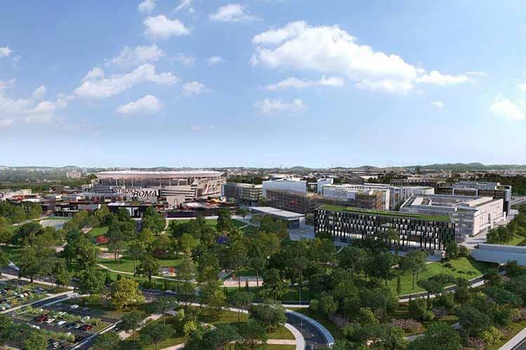 Stadio della Roma: con il nuovo progetto verranno spesi anche soldi pubblici?