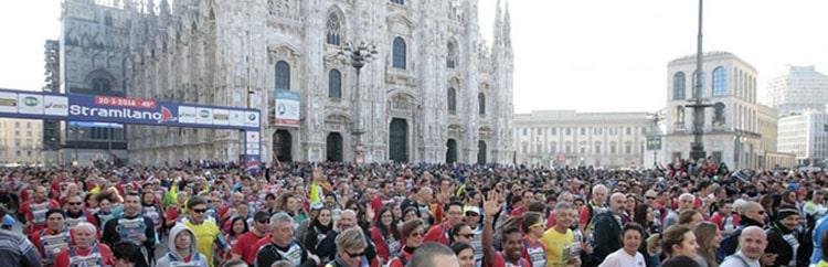 Stramilano: sport, solidarietà e divertimento all'ombra del Duomo