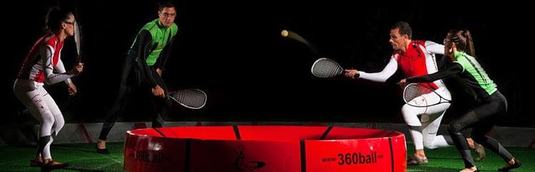 360Ball: un nuovo sport a tutto tondo