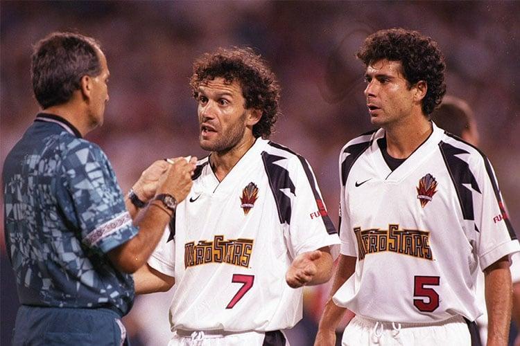 """Columbus Day: Nicola Caricola, il primo """"Italian"""" in MLS e la sua """"maledizione"""" lunga 23 anni"""