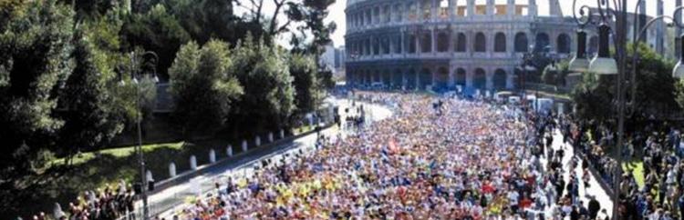 Maratona di Roma 2017, nell'handbike vince ancora Alex Zanardi