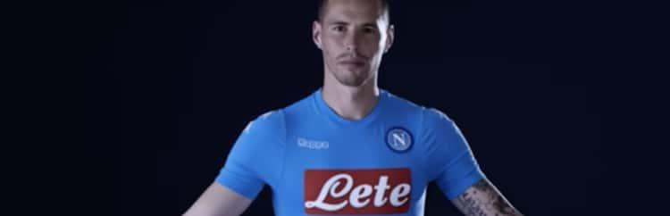 Che fine ha fatto la maglia azzurra del Napoli?