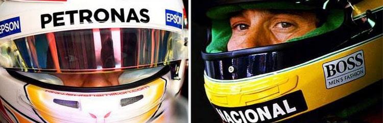 """Hamilton: malgrado il record, il """"più veloce di sempre"""" resta Senna"""