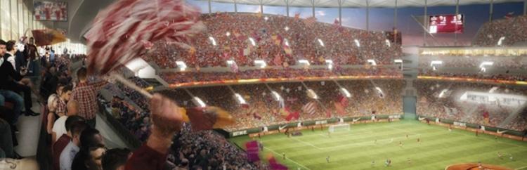 Stadio della Roma: l'iter riparte da zero? Ma non è vero…