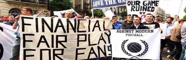 Tifosi e istituzioni per cambiare le regole e la governance del calcio inglese