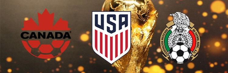 Stati Uniti, Messico e Canada insieme per i Mondiali del 2026: quando gli affari scavalcano i muri e la Politica