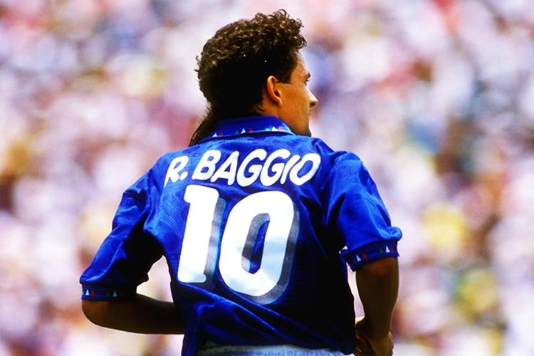 L'ultima partita di Roberto Baggio