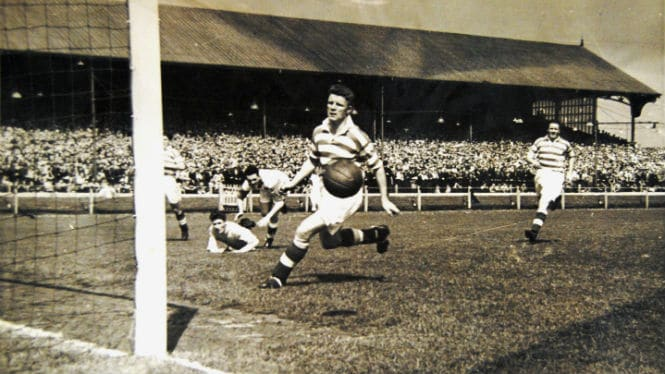 Jock Stein Player Celtic FC