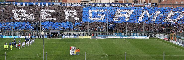 Stadio Atleti (Nero)Azzurri d'Italia: la nuova casa dei figli della Dea