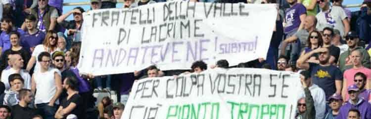Fiorentina: si pensa al Bilancio, si dimenticano i tifosi