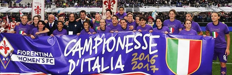 Donne agli antipodi: lo Scudetto della Fiorentina e il dramma Notts County