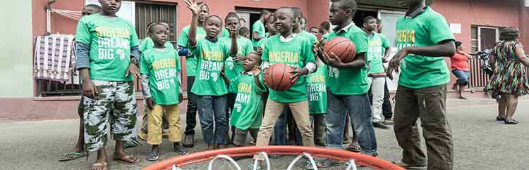 Giants of Africa: Masai Ujiri e il sogno dei ragazzi del Basket africano