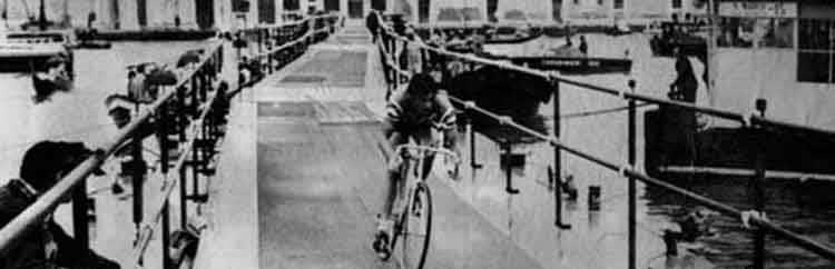 Giro History: dalla cronometro di Venezia alla scalata del Passo Gavia