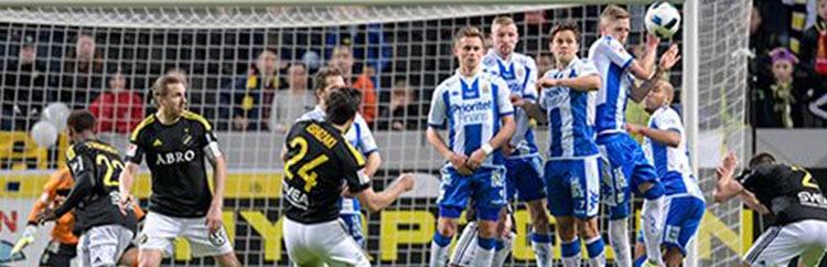 Goteborg-AIK rinviata per scommesse: la differenza tra un paese serio e…l'Italia