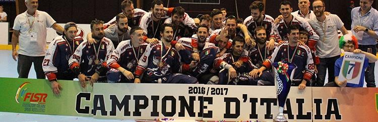 Hockey Inline: Milano Quanta, un'altra stagione da protagonista