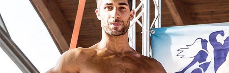 """Alla scoperta del Body Building con Giovanni Olianas: """"No al fisico anni '80. Il corpo deve essere muscoloso, ma armonico"""""""