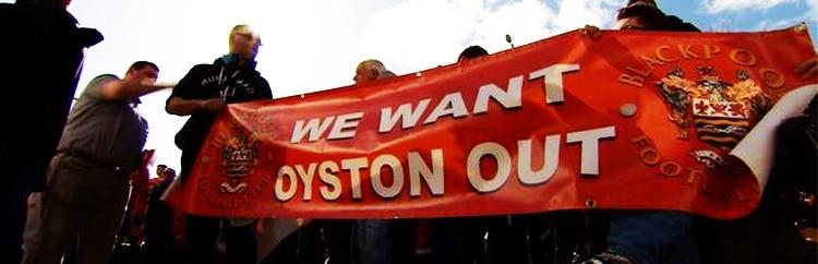 Il calcio inglese nel pallone: Blackpool FC, Oyston Out e il 'boicottaggio etico'