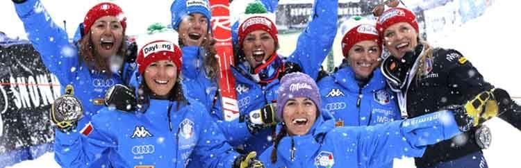 """L'anno da record dello Sci Alpino. Paolo De Chiesa: """"Meglio di così era impossibile. Ora serve ricambio generazionale tra i maschi"""""""